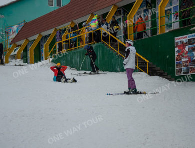Zaghkadsor Skigebiet