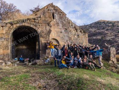 Shativank monastery, Shatin village, Vayots Dzor province