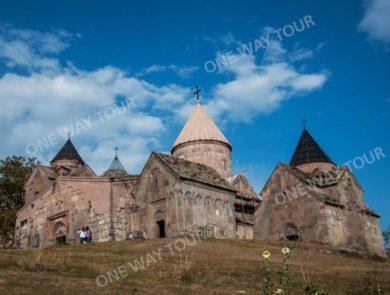 Goshavank kloster
