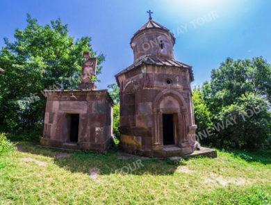 Makaravank kloster