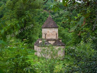 Tsrviz kloster