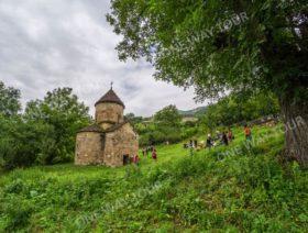 Иджеванский дендропарк, монастырь Макараванк, монастырь Црвиз