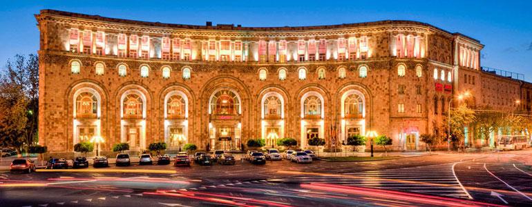 Was in 5 Tagen in Jerewan zu sehen?