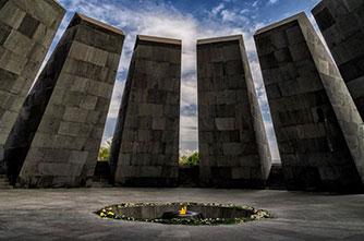 The Armenian Genocide memorial complex