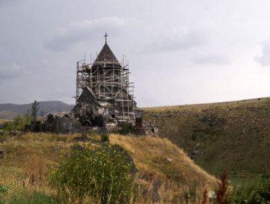 St. Astvatsynkal church
