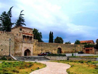 Крепость Ботанис-цихе