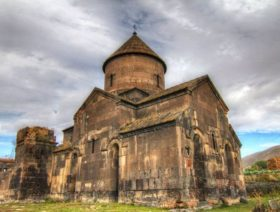 Yeghipatrush, St. Astvatsynkal, Poghos Petros church