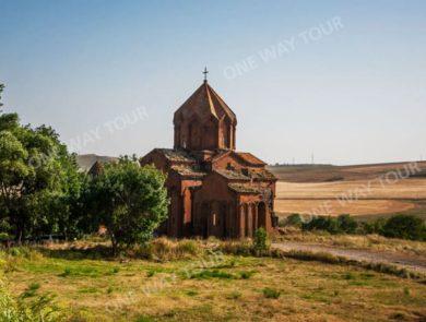 Marmashen Monastery, Sev Berd castle, Gyumri city tour