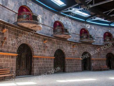 Sev Berd castle