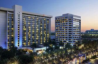 4-звездочный отель, Анахайме Marriott