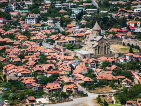Ananuri, Mtskheta, Tbilisi