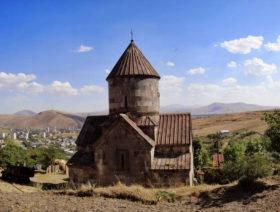 Монастырь Макраванк