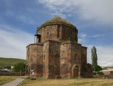 Church of Saint John, Mastara
