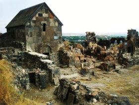 Saint Sarkis Monastery of Ushi
