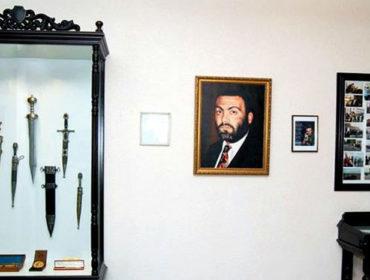 Vazgen Sargsyan's house-мuseum