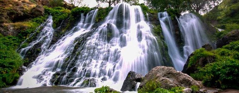 10 der schönsten Wasserläufe in Armenien