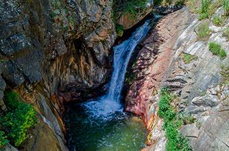 Lichk waterfalls