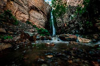 Chosrov Wasserfall