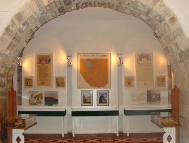 Gladzor University Historic-Cultural Preserve-Museum