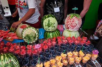 Wassermelonenfest