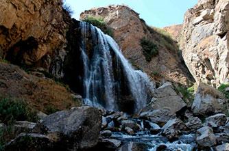 Wasserfall Trtschkan