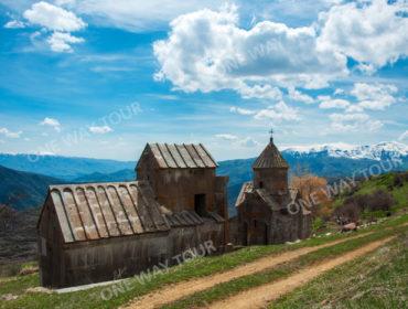Tsakhats Kar kirche