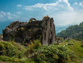 Монастырь Бгавор