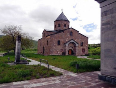 St. Khach church in Arkaz