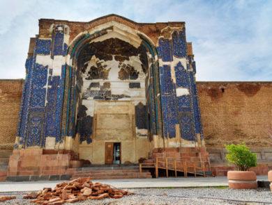 Blue Mosque of Tabriz