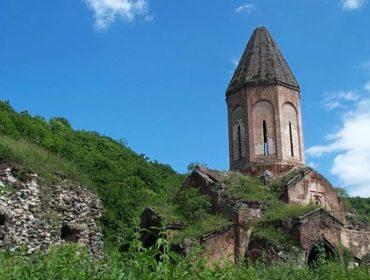 Kirants monastery