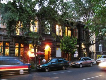 Abovyan street