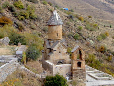 Spitakavor church