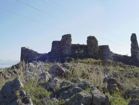 Aghkala Cyclops Castle