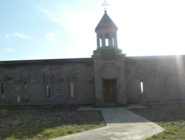 Монастырь Арказа