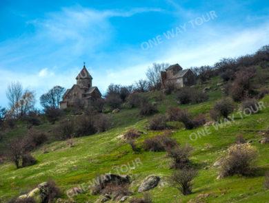 Tsakhats Qar monastery