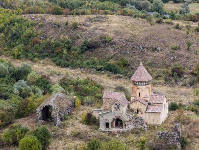 Монастырь Хневанк