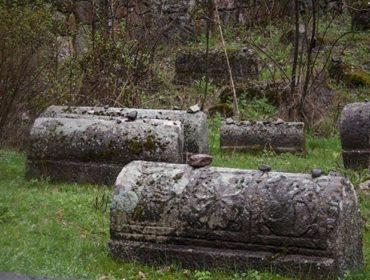 Еврейское кладбище в Ехегисе