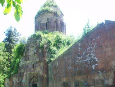 Монастырь Хоранашат