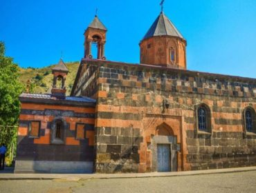 Church of the Holy Mother of God, Vanadzor