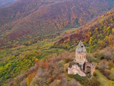 Монастырь Срвег