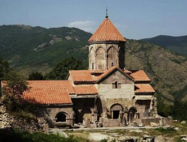 Монастырь Ваанаванк