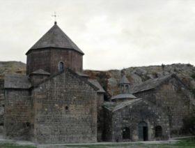Vanevan Monastery