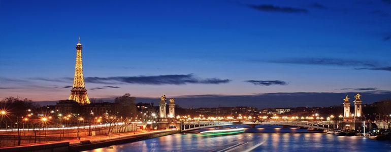 Երեկոյան Փարիզ