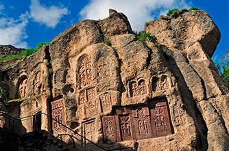 Khachkars, Armenian cross-stones
