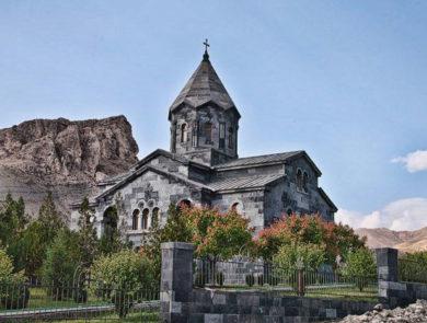 St. Anna church in Malishka