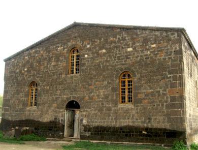 Մրգաշատի սբ. Աստվածածին եկեղեցի