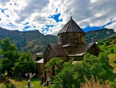 Gndevank monastery