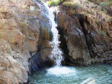 Herher waterfall