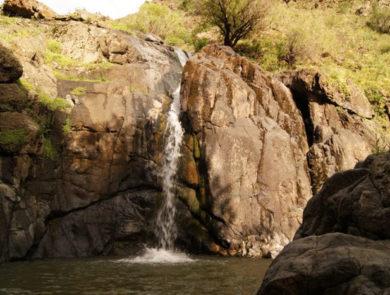 Водопад Гергер