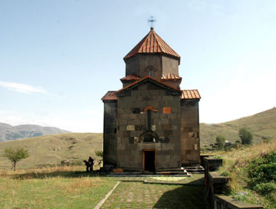 St. Gevorg church in Arjahovit